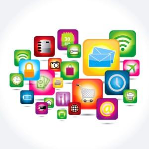 Application Icons (acknowledge FreeDigi)