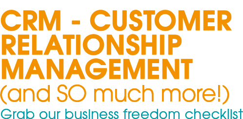 crm - customer relationship manager and so much more